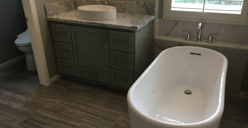 Irvine Bathroom Remodels