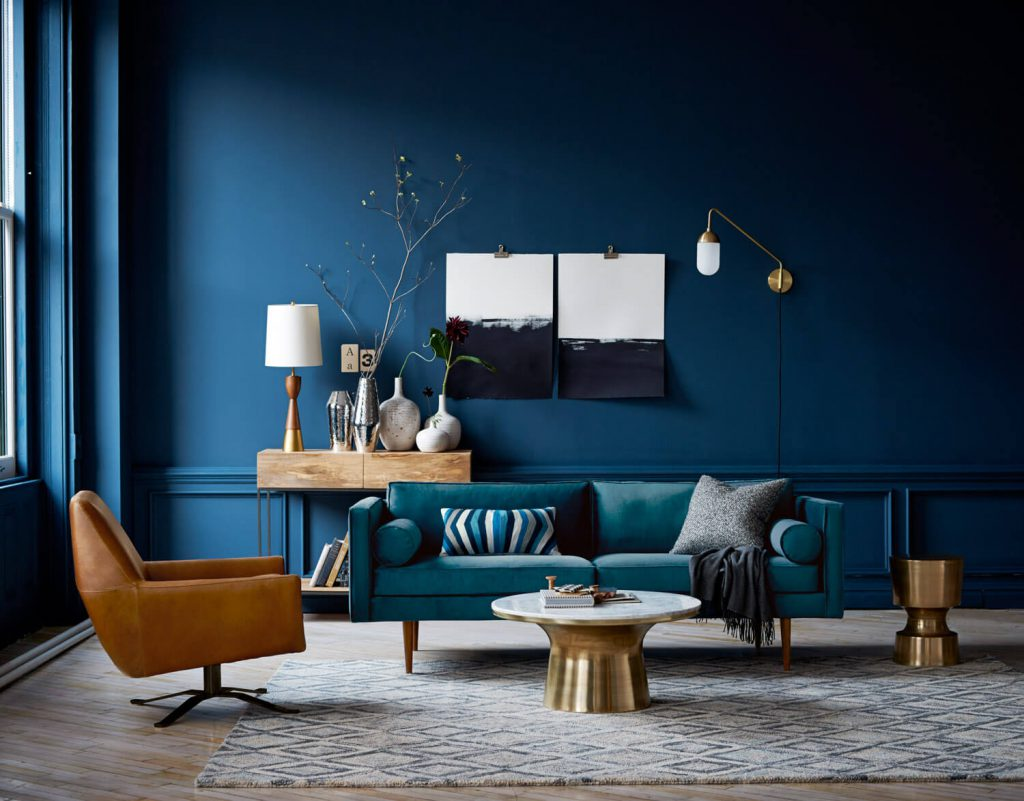 NONAGON-style-n9s-blue-walls-accent-home-decor-design-trends-2017-color-series-west-elm-decorate-blue-paint-sofa-art-decoratives-leather--1024x801.jpg