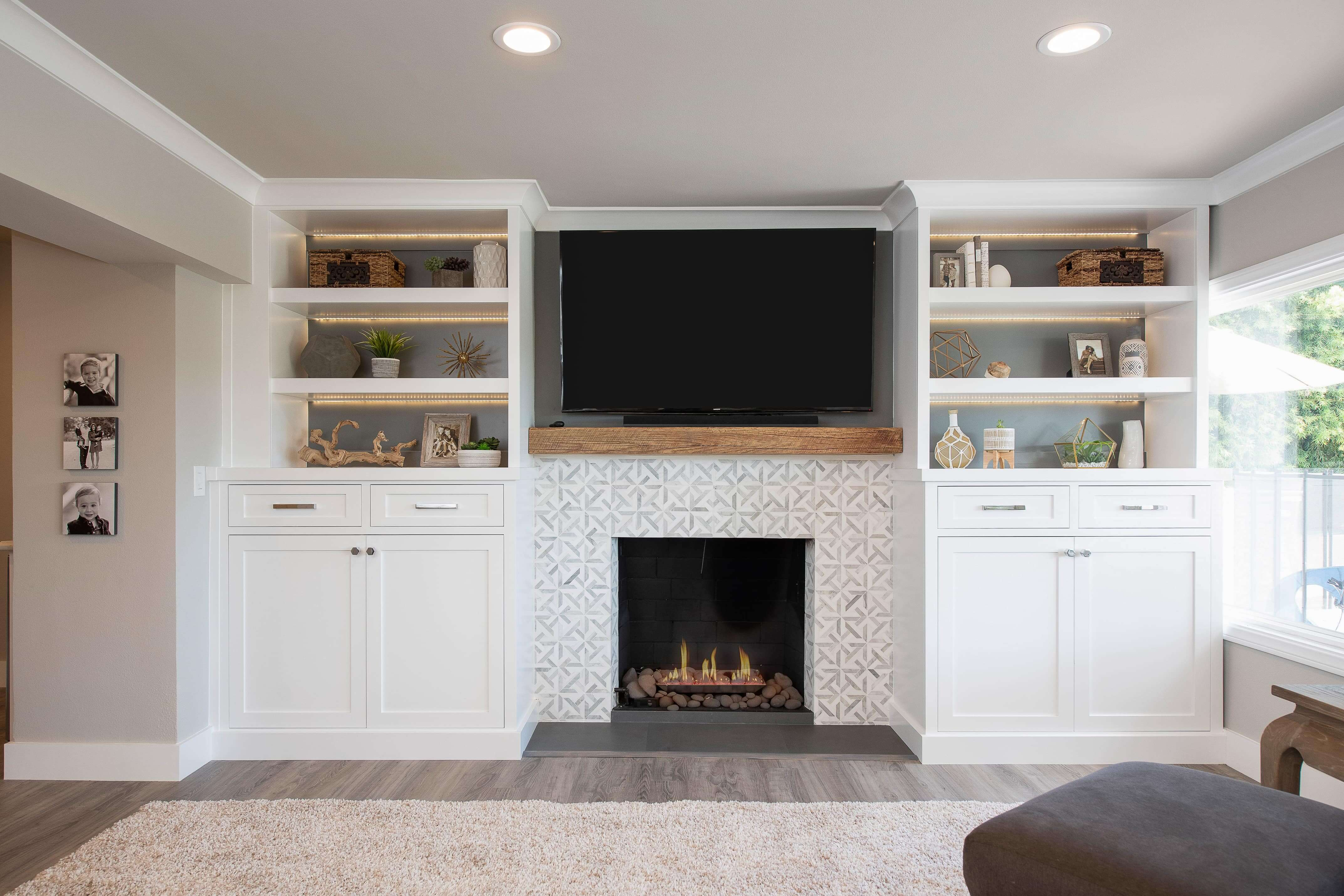 Residential Custom Kitchen Cabinets In Orange County